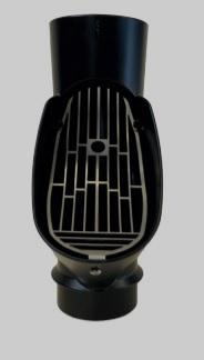 MÄRSTASILEN 2.8 mm Pressgjuten aluminium