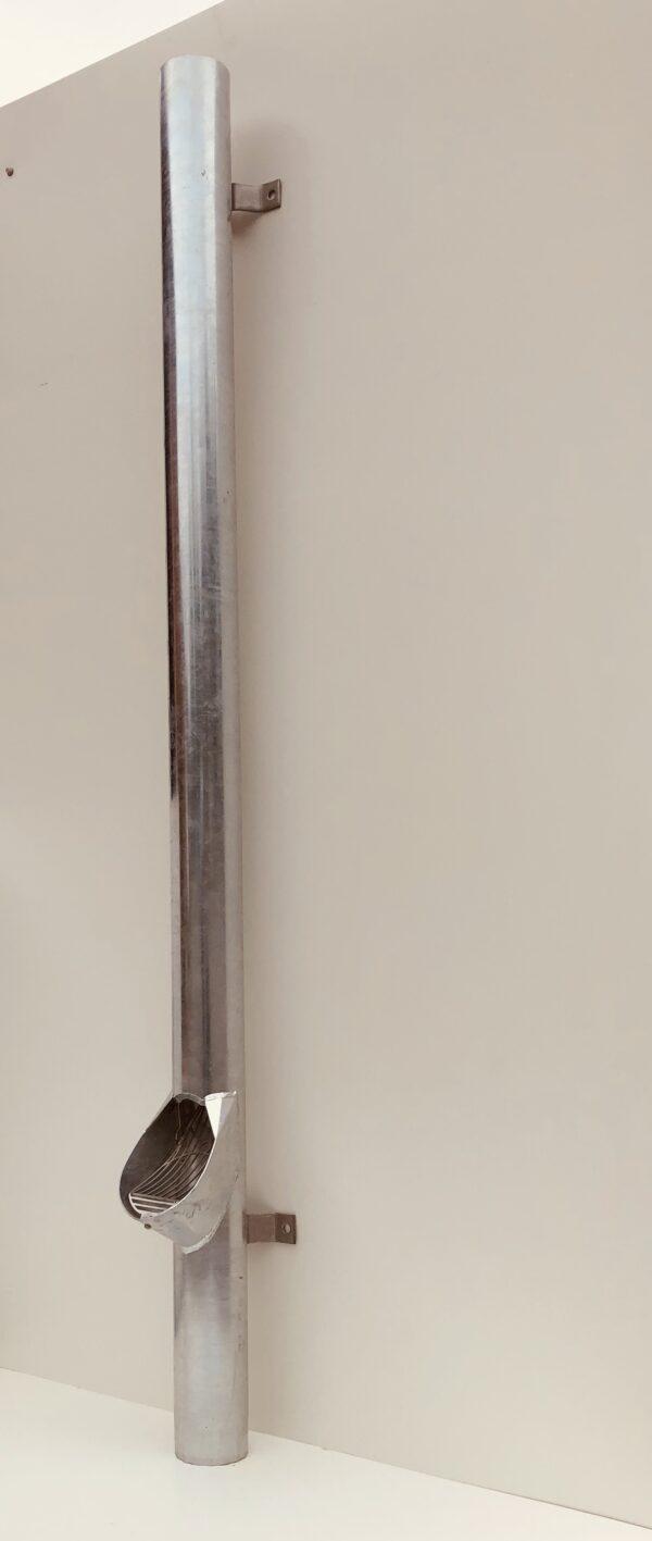 Vandalror SB 200 Rostfritt